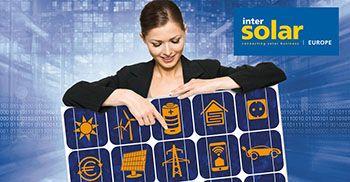 В Мюнхене прошла ежегодная международная выставка Интерсолар Европа