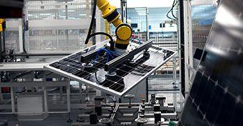 """""""СЭС-бум"""" и особенности производства солнечных батарей в Китае"""