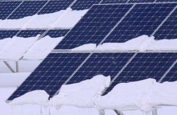 Солнечный коллектор зимой: эффективность и возможные проблемы