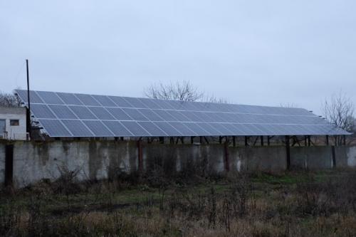 Солнечная электростанция 20 кВт, Днепропетровская обл.