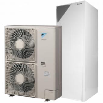 Тепловой насос Daikin 14 кВт Altherma ERLQ014CV3+EHBX16CB3V