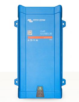 Инвертор MultiPlus 48/800/9-16 (0,8 кВА/0,7 кВт, 1 фаза / Без контролеров заряда)