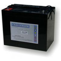 Аккумуляторная батарея Challenger A12-100A 111 А*ч, 12 В (AGM)