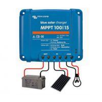 Контроллер заряда Victron BlueSolar MPPT 100/15 (15А, 12В/24В)