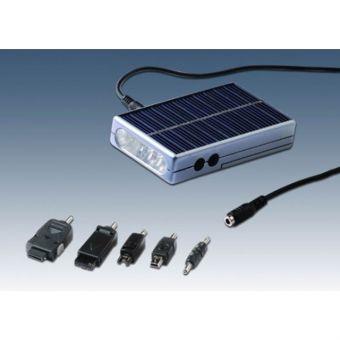 Зарядное устройство на солнечных батареях для мобильного телефона PL-6001