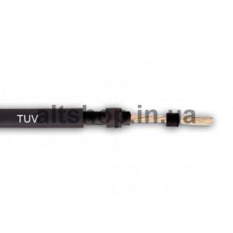 Кабель TUV SOLAR медный гибкий одножильный кабель для фотогальванических электрических установок 4 мм