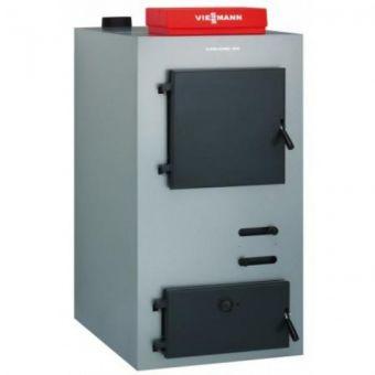 Пиролизный водогрейный котел на твердом топливе 80 кВт Viessmann VITOLIGNO 100-S VL1A028