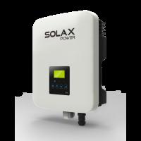 Солнечный сетевой инвертор 5 кВт однофазный SOLAX X1-Boost–5.0-T-D
