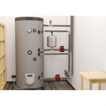 Напольный водонагреватель на 750 л с двумя теплообменниками Eldom Green Line 72351S2