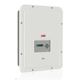 Инвертоp сетевой ABB UNO-4.2-TL-OUTD-S (4,2 кВт, 1 фаза /1 трекер)