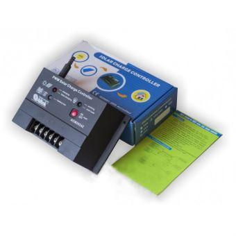 Контроллер заряда ACM2024 (20A, 12V/24V)