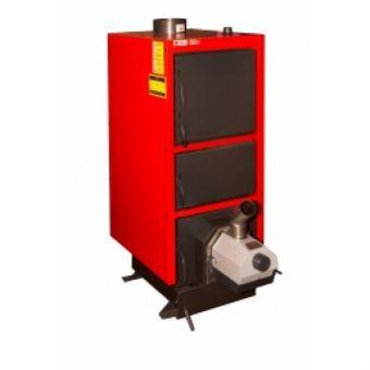 Твердотопливный котел Альтеп KT-2E-PG-62 длительного горения