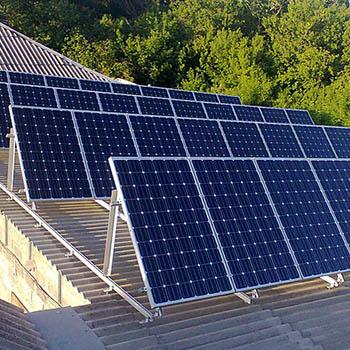 Солнечные станции под зелёный тариф